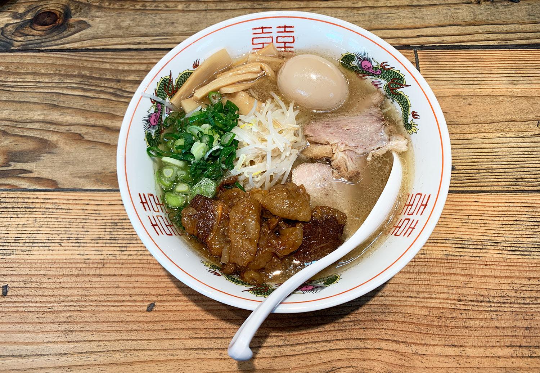 池袋 鳥取牛骨 石神秀幸 厳選 極み麺セレクション ナベラボ 期間限定