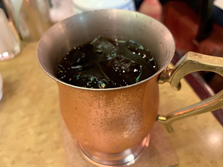 池袋 喫茶店 伯爵 北口 アイスコーヒー