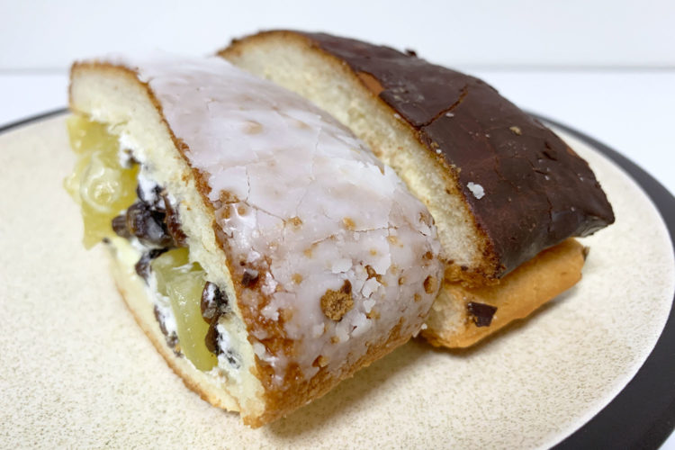 池袋『タカセ』の名物カジノを食べてみた感想は「甘い菓子パン好きにはたまらない!」