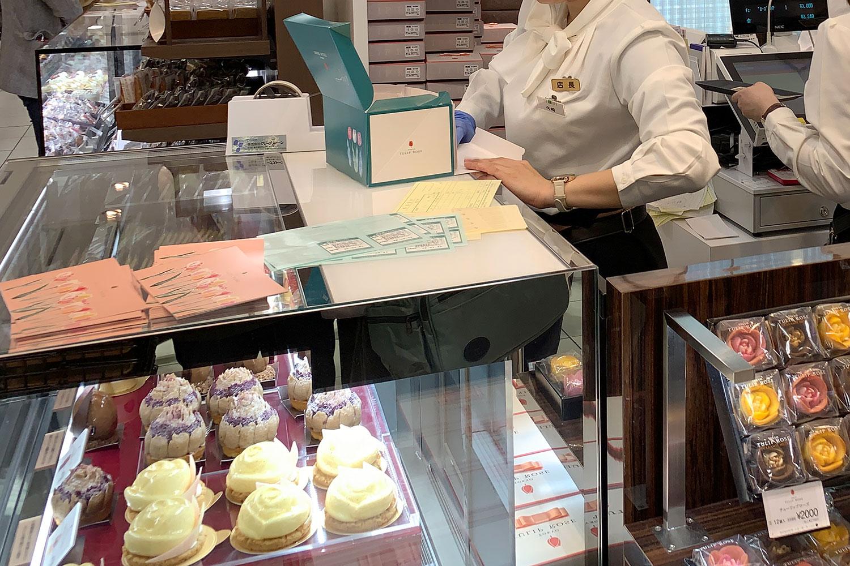 TOKYOチューリップローズ 生ケーキ 観れない