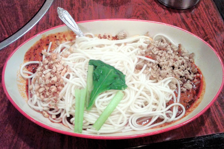池袋 汁なし担々麵 楊 中国家庭料理