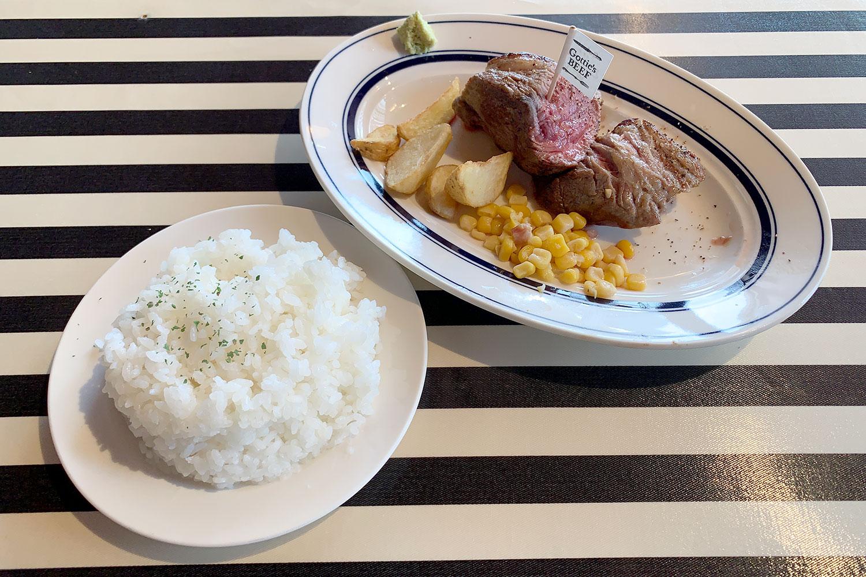 池袋 ゴッチーズビーフ ランチ 熟成肉