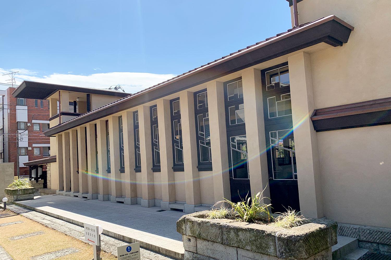 自由学園 明日館 池袋 別館 講堂