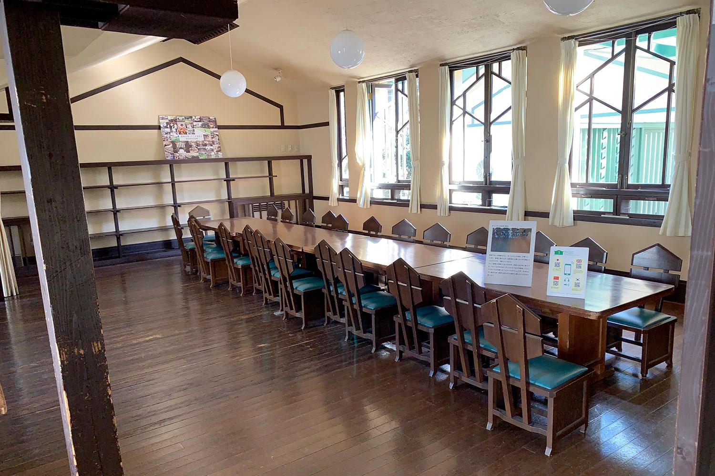 自由学園 明日館 池袋 会議室