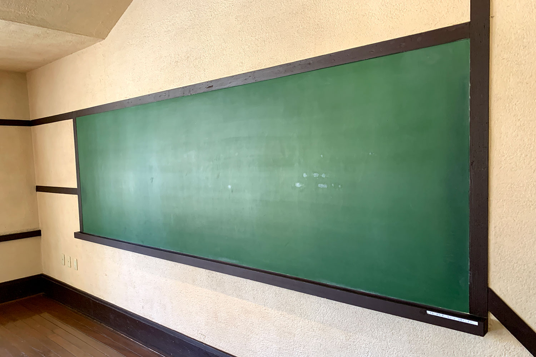 自由学園 明日館 池袋 教室 廊下