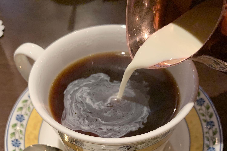 皇琲亭 池袋 喫茶店 おいしいコーヒー