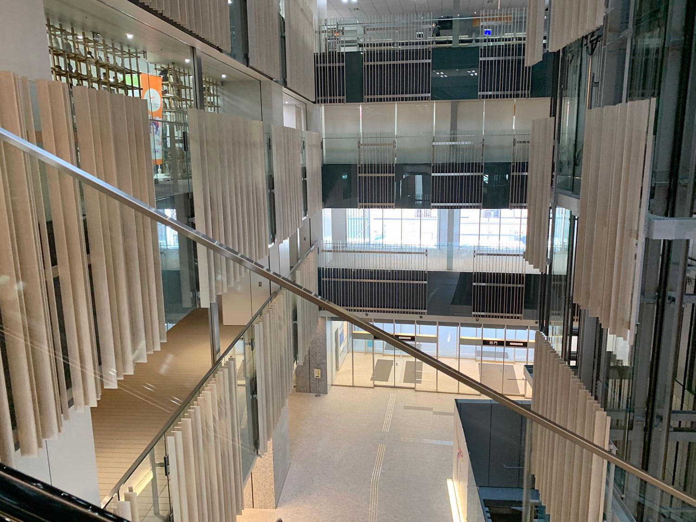豊島区役所 新庁舎