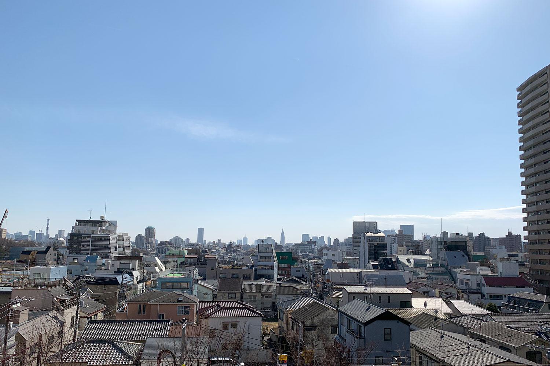 豊島区役所 無料 展望台 展望施設 写真 撮影