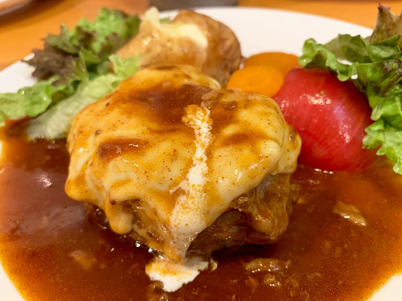 洋食屋キッチン Oh! Way 池袋 ハンバーグ