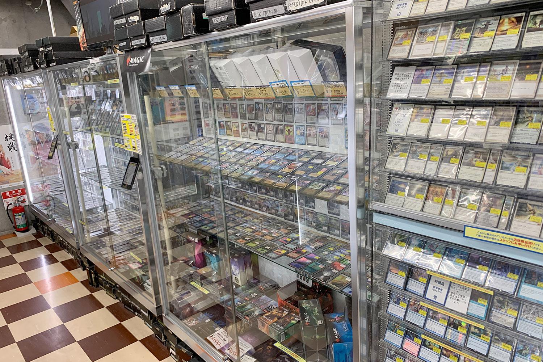 カードゲーム専門店BIGMAGIC 池袋 トレーディングカード 対戦