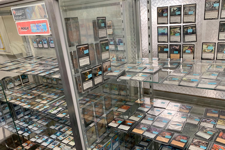 池袋 カードラッシュ トレーディングカード MTG 遊戯王 ポケモン