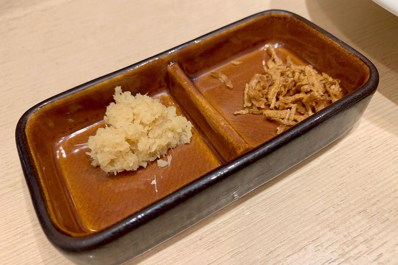 鶏白湯SOBA 国産生姜