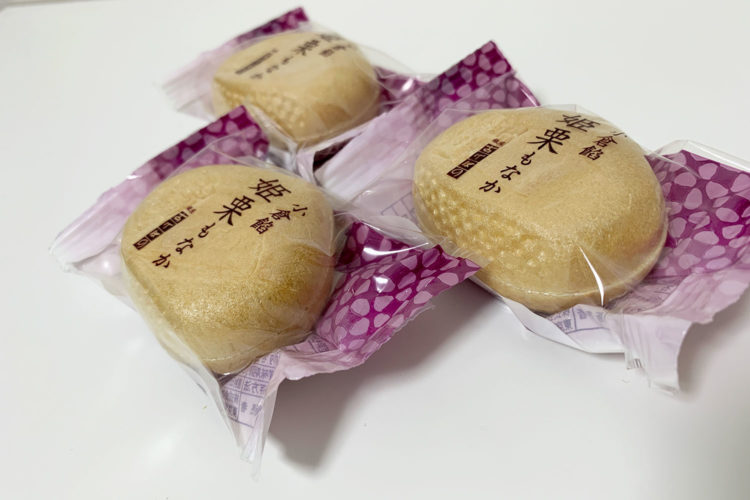 池袋『銀座あけぼの』で年間300万個の大人気和菓子「姫栗もなか」を食べる