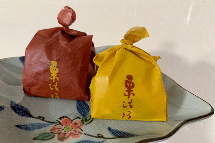 西武『かしこと金沢』の「栗法師」を食べた感想は和風マロングラッセ!
