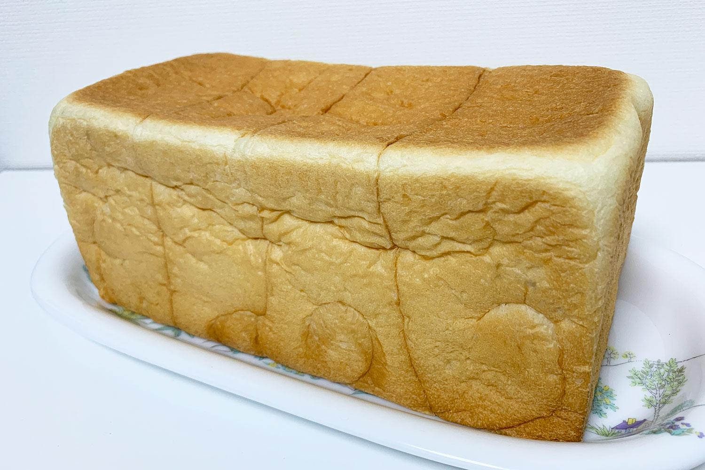 銀座に志かわ 高級食パン 水にこだわる