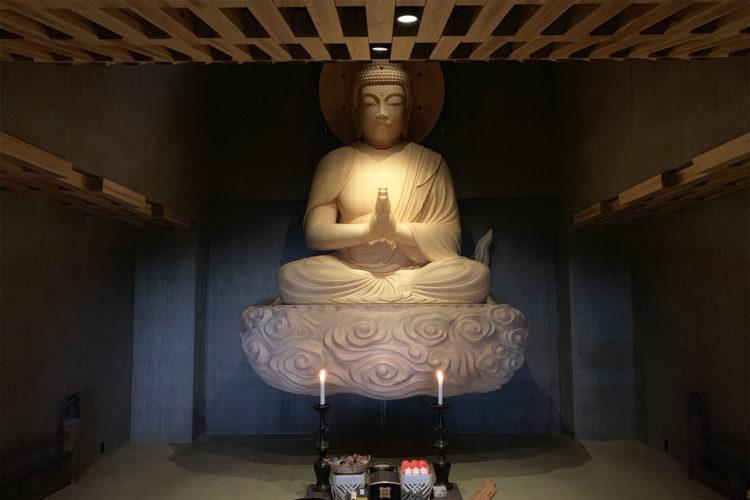 雑司ヶ谷散歩 - 仙行寺で池袋大仏を鑑賞!