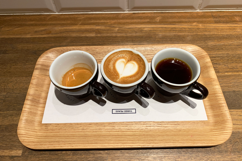 コーヒーバレー 3peeks