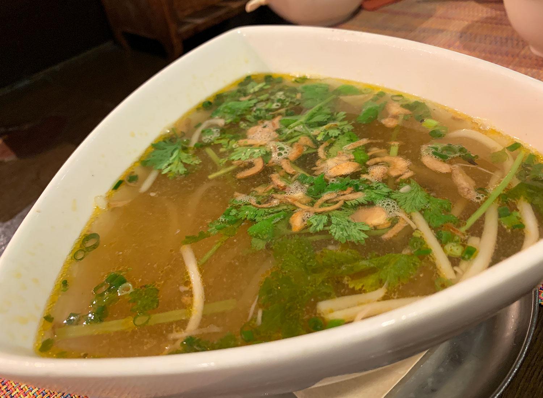 池袋 Asian Bistro Tao 〆のフォー