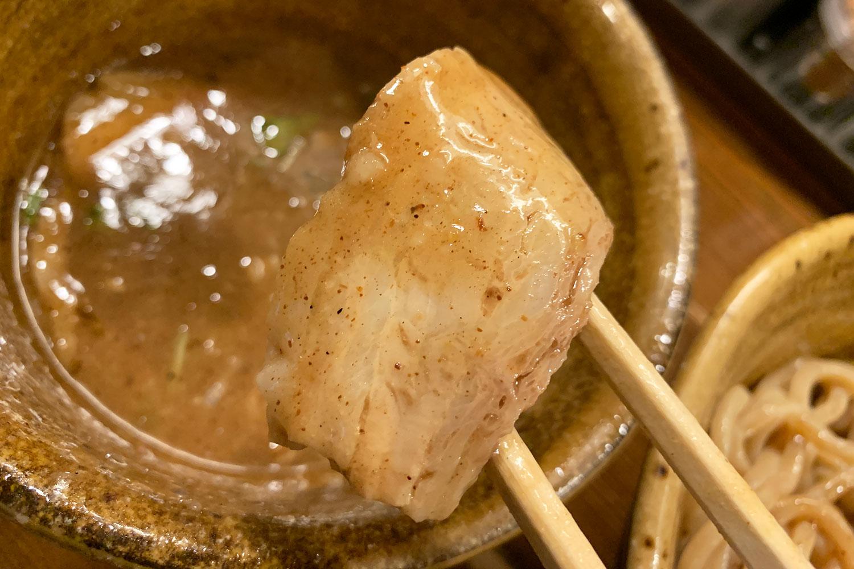 ベジポタつけ麺えん寺 胚芽麺