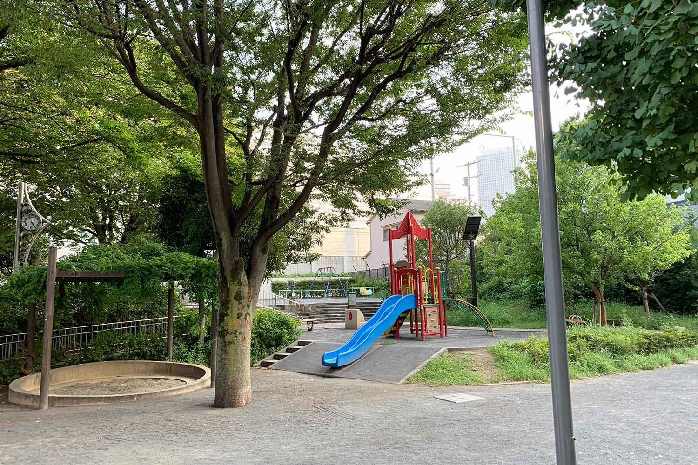 上池袋中央公園へ行ってみた! 景色や行き方を写真つきで紹介!