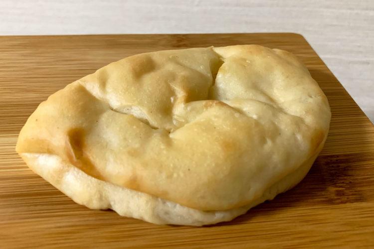 サンチノ東武店「コシヒカリ生クリームパン」をいただく