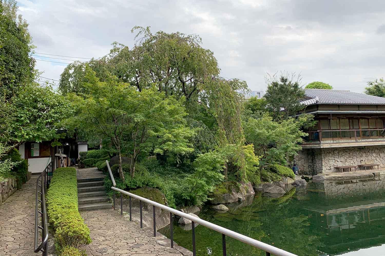 豊島区立 目白庭園