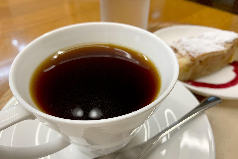 MJブックカフェ コーヒー
