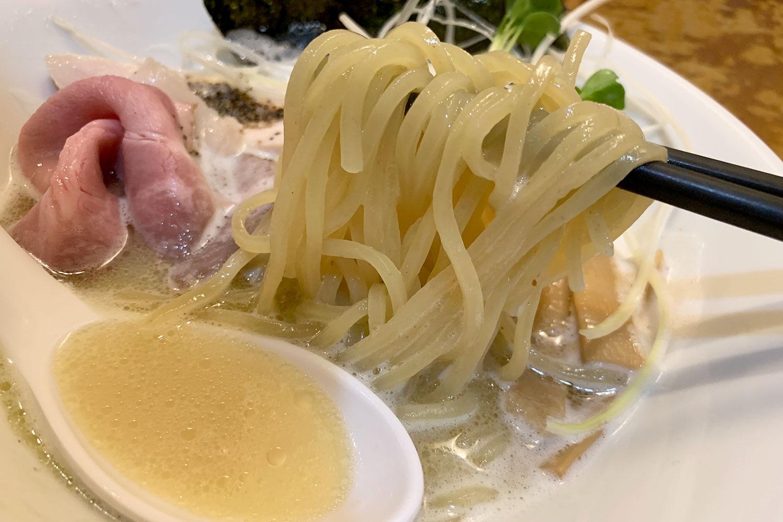 麺屋774 塩鶏白湯ラーメン