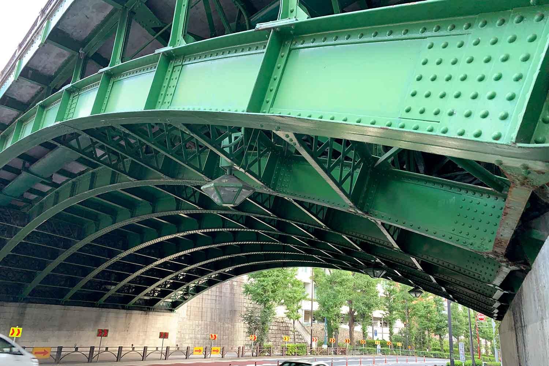 千登世橋 写真 北側