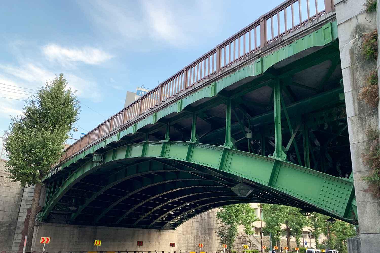東京都の有名立体交差『千登世橋』を観に行ってみた!(明治通り北側・写真まとめ)