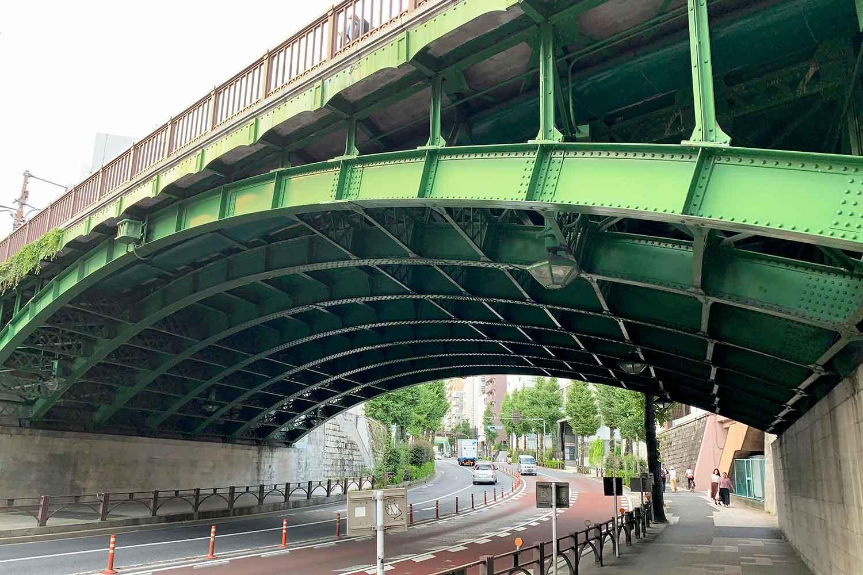 東京都の有名立体交差『千登世橋』を観に行ってみた!(明治通り南側・写真まとめ)