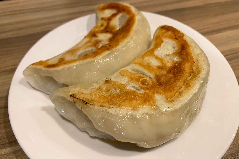 開楽 ジャンボ餃子