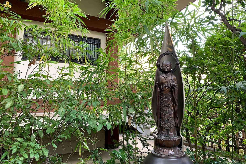 マンガ地蔵 トキワ荘ゆかりの地 金剛院