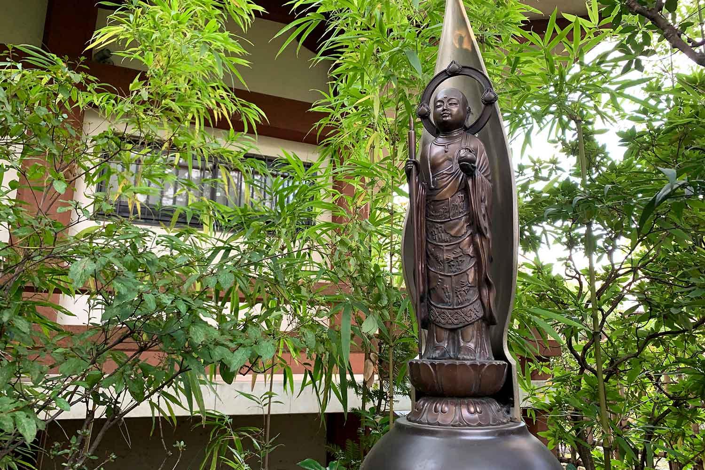 トキワ荘ゆかりの地を散策 - 金剛院『マンガ地蔵』に会ってきた