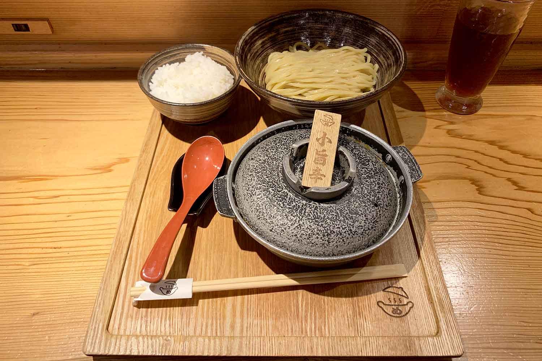 元祖 めんたい煮こみつけ麺 めんたい煮こみつけ麺セット