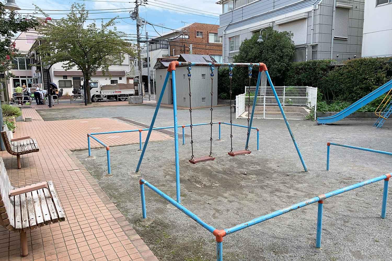 長崎二丁目児童遊園