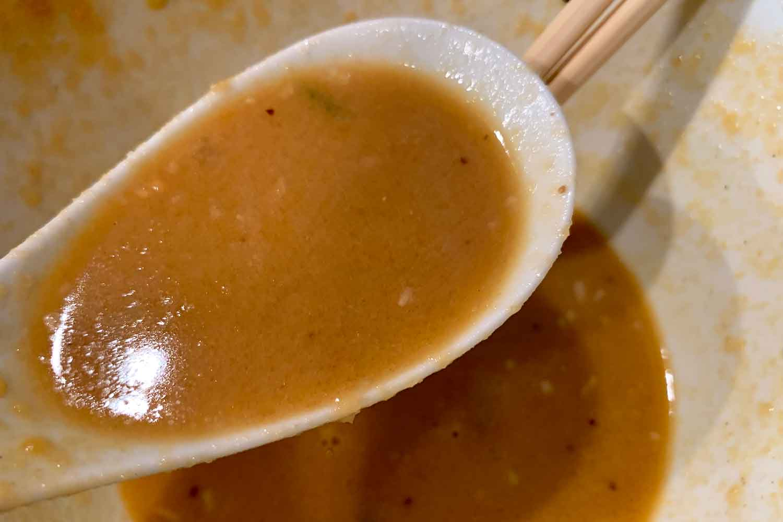 創作麺工房 鳴龍 担々麵