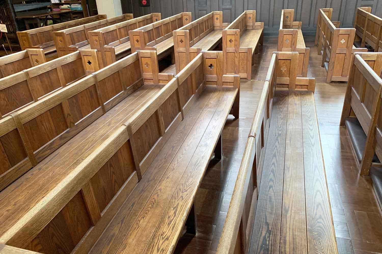 立教学院諸聖徒礼拝堂 チャペル 立教大学