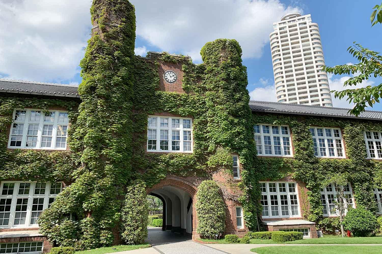 立教大学の本館『モリス館』を撮影しに行ってみた!