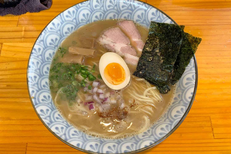 『麺屋 清』の清そばを食べた感想は「東長崎だけで食べられる絶品ラーメン」