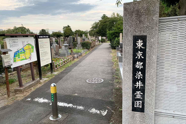 桜のない季節に染井霊園へ行ってみた! 景色や行き方を写真つきで紹介!