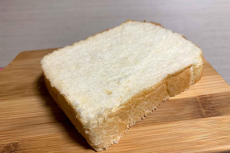 うぐいすと穀雨 まいにち 食パン
