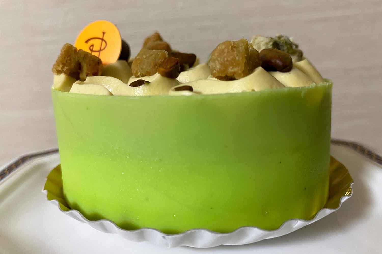 ピエールエルメの生ケーキ「エルメ」