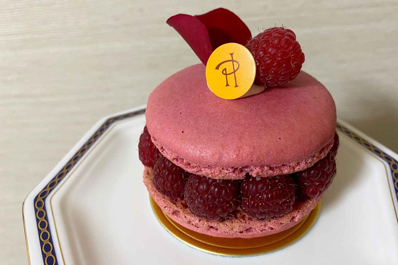 ピエールエルメの生ケーキ「イスパハン」