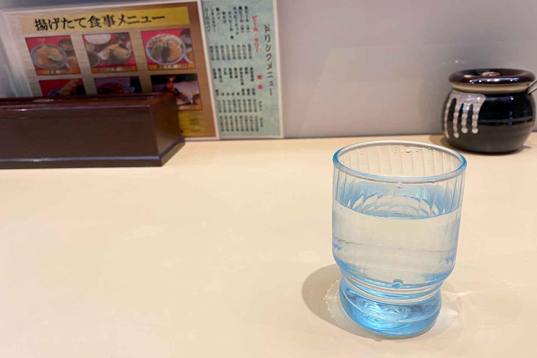 池袋の天ぷら屋「天成」