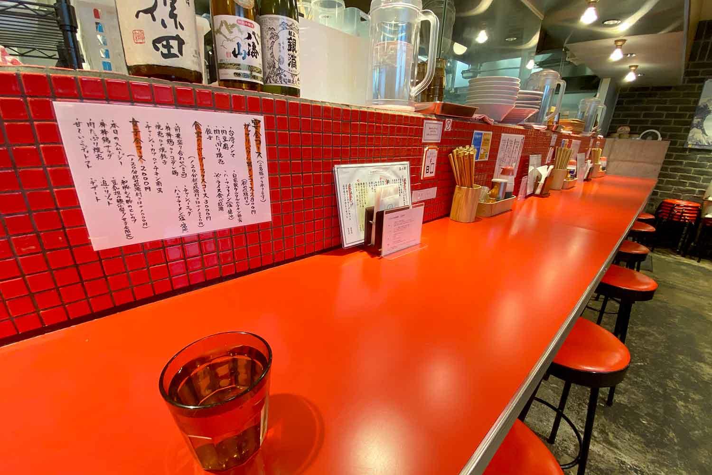ソラノイロ食堂の花びらチャーシュー麺