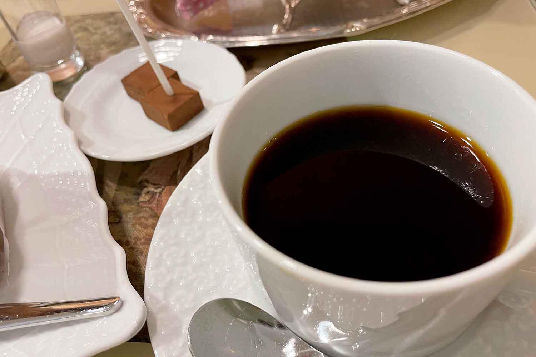 西武池袋 珈琲貴族 コーヒー ケーキ 喫茶店