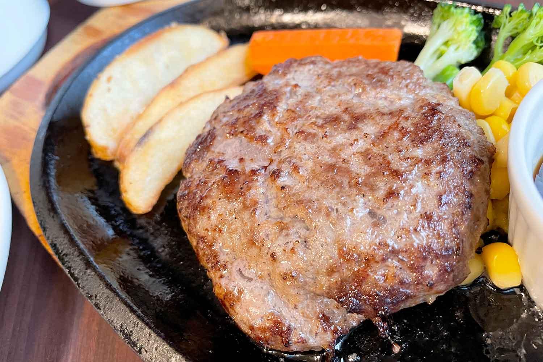 宮崎亭 和牛ハンバーグ ランチ 池袋